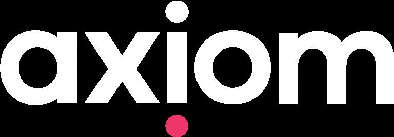 AXD Main Logo White
