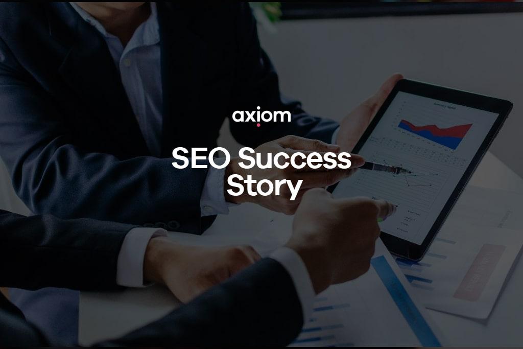SEO Success Story Case Study